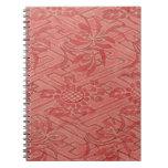 Vintage Kimono Pattern Notebook