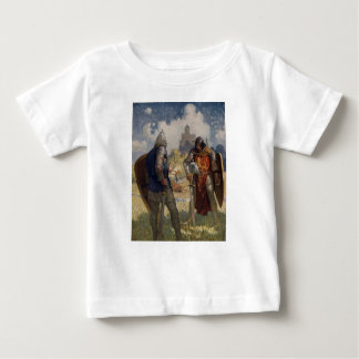 Vintage King Arthur Series 4 Youth T-Shirt