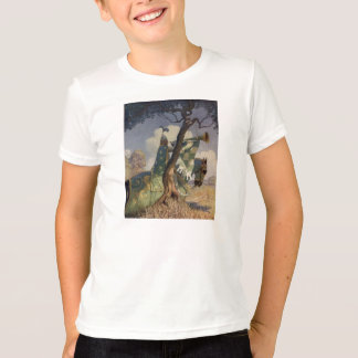Vintage King Arthur Series 5 Youth T-Shirt