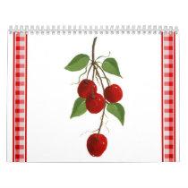 Vintage Kitchen Calendar