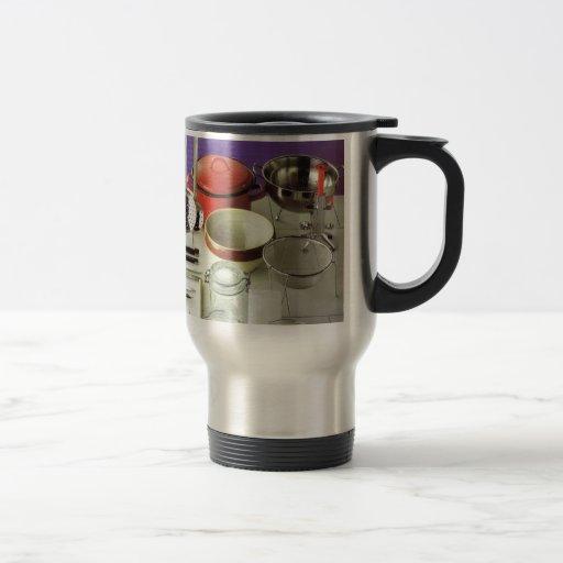 Vintage Kitchen Essentials Coffee Mugs