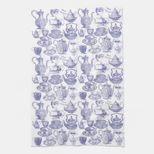 Vintage Kitchen Tea Towel Zazzle