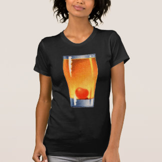 Vintage Kitsch Booze 60s Cocktail Whisky Sour Tee Shirts