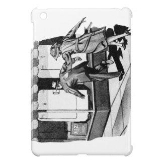 Vintage Kitsch Consumer Overconsumption Fridge Ad Case For The iPad Mini