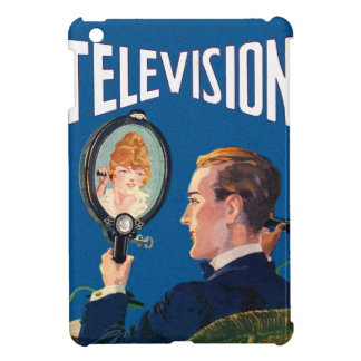 Vintage Kitsch Early Television Smart Phone TV Set Case For The iPad Mini