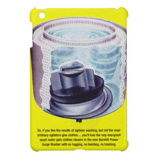Vintage Kitsch Laundry Washing Machine Agitator iPad Mini Case