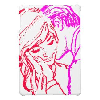 Vintage Kitsch Marriage Romance 60s Couple iPad Mini Case