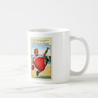 Vintage Kitsch Old Lady The Old Kipper Coffee Mug