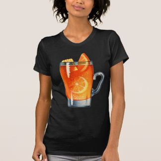 Vintage Kitsch Retro Cocktail Whisky Punch Drink Tees