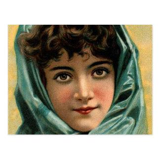 Vintage Kitsch Victorian Glenwood Stove Trade Card