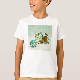 Vintage Kitty Cat T-Shirt