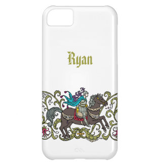 Vintage Knight Personalized Case For iPhone 5C