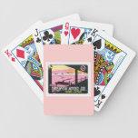 Vintage Kobe Japan Hotel Bicycle Poker Cards