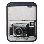 Vintage Kodak Instamatic Ipad cover case Sleeves For iPads