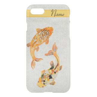 Vintage Koi iPhone 8/7 Case
