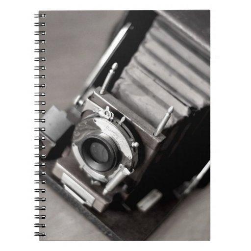 Vintage Korona Camera Notebooks