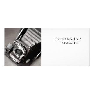 Vintage Korona Camera Rack Card Template