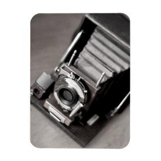 Vintage Korona Camera Rectangular Photo Magnet