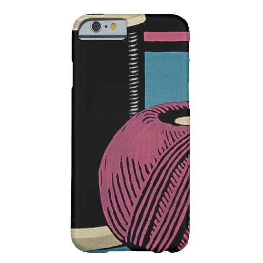 Vintage Kronengard Yarn Ad Barely There iPhone 6 Case