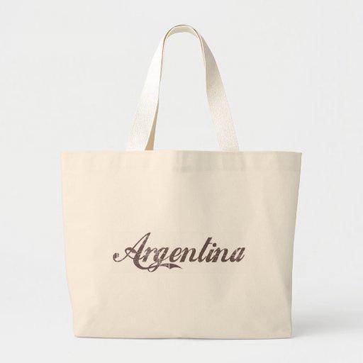 Vintage la Argentina Bolsas De Mano
