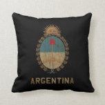 Vintage la Argentina Cojines