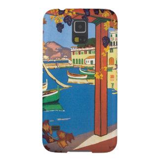 Vintage La Cote D'azur Case For Galaxy S5