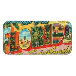 Vintage la Florida iPhone 5 Cobertura
