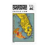 Vintage la Florida, los E.E.U.U. -