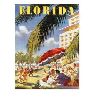 Vintage la Florida los E E U U - Tarjeta Postal