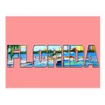 Vintage la Florida Tarjetas Postales