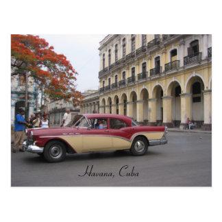 vintage La Habana Postales