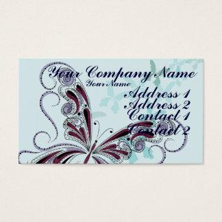 Vintage Lace 4 Business Card