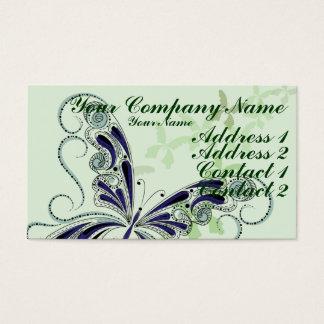Vintage Lace 5 Business Card