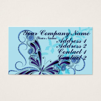 Vintage Lace 6 Business Card