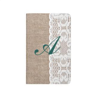 Vintage, lace, burlap, grunge, victorian, shabby journals