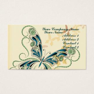 Vintage Lace Business Card