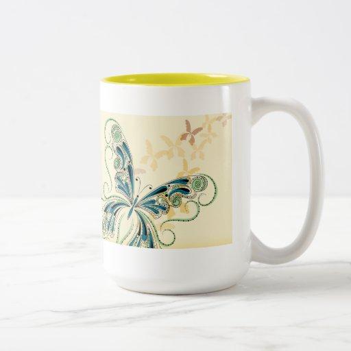 Vintage Lace Coffee Mug