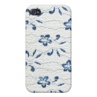 Vintage Lace iPhone 4/4S Case