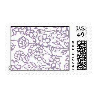 Vintage Lace (Lavender) Postage