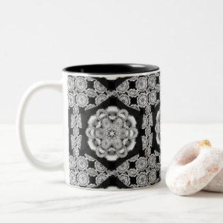 Vintage Lace Mug