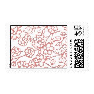 Vintage Lace (Pink) Stamp