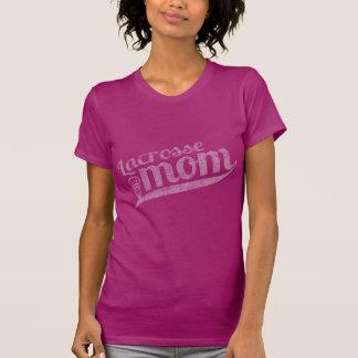 Vintage Lacrosse Mom Tee Shirts