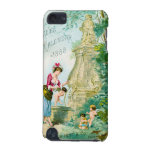 Vintage Ladies Calendar 1888 Cover iPod Touch (5th Generation) Cases