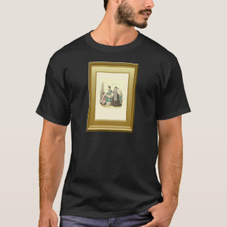 Vintage Ladies, family group T-Shirt