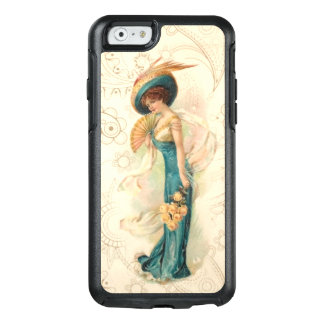 Vintage Lady 01 OtterBox iPhone 6/6s Case