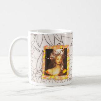 vintage lady old woman portrait mug