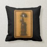 Vintage Lady Pillows