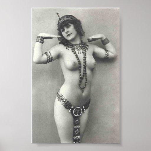 Vintage Lady Posters