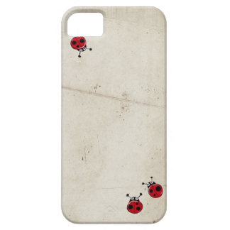 Vintage ladybugs iPhone5 cover iPhone 5 Cases