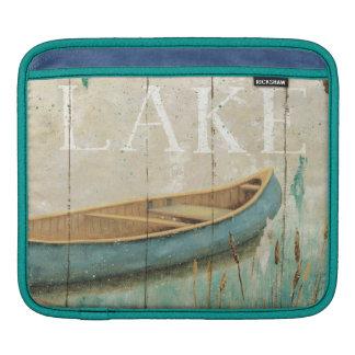 Vintage Lake iPad Sleeves